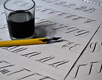 Calligraphy Efforts