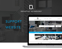 Definitive Technology | Support Website