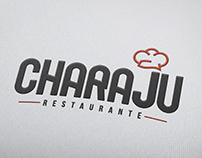 Criação logo Charaju Restaurante