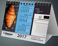 Calendar Hansa