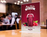 Costa Poster
