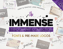 The Immense Typography Collection