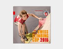 CLUB ALPIN SUISSE | Booklet Escalade 2015