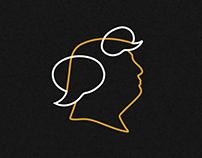 The Trump Diaries - Logo Design