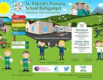 St Patrick's Primary School Ballygalget