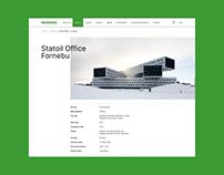 SKANSKA - corporative website