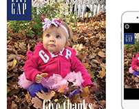 Baby Gap ad