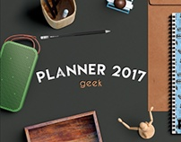 Planner geek 2017