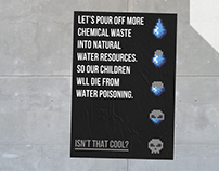 Water Waste and Pollution —Social Awareness