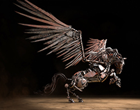 Mechanical Horse Update