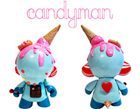Candyman: Toy Design