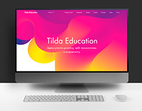 Tilda Education Redesign