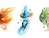 Pokémon 3ra Generación