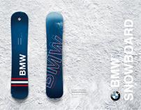 BMW Snowboard