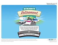 TelstraSuper Road to Retirement Interactive