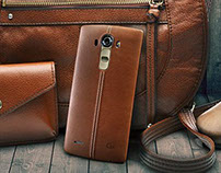 LG G4 Leather Outfit
