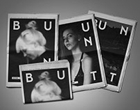 BUNT - the analogue black and white magazin