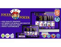 HTML5 Game: Joker Poker