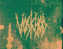 Voskhod band - logo and cover art