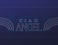 Ciao Angel Brand identity