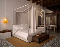 Mexican Room - Render express