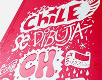 Chile Se Dibuja Con CH