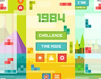 Tetris IOS Game