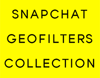 Snapchat Geofilters Collection