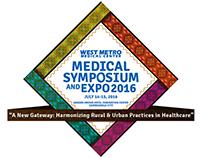 West Metro Medical Symposium Branding Part 1