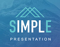 Simple - Powerpoint Premium & Easy to Edit Tmp.