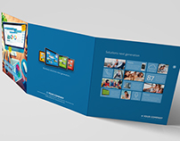 Metro Tri-fold Sales Brochure
