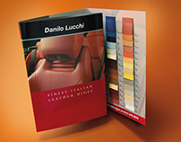 Danilo Lucchi - Leather Swatch Card