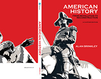 AMERICAN HISTORY -Illustration & Graphic Design