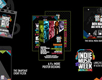 Jackson Indie Music Week 17'