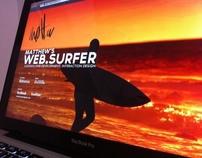 Matthew's Page [WEB DESIGN]