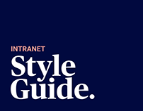 Intranet Style Guide