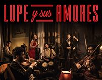 Lupe y sus amores - Cover Album