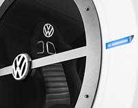 Volkswagen Drive Simulator Interiors