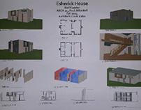 ESHERICK HOUSE ANALYSIS