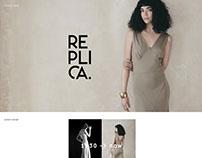 Replica fashion label CD