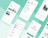 Instorya App Screens