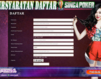 5 Persyaratan Daftar Singapoker