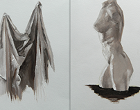 Studies in Burnt Umber