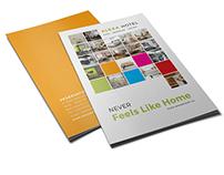 Alexa Hotel Bifold Brochure