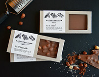 Naturpralinen - Chocolate factory (concept)