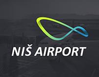 Brand Identity | Niš Airport