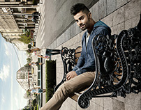 WROGN Collection 2015 Feat. Virat Kohli