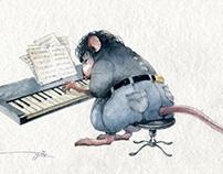 """The Rats"" #9"