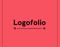 Logofolio 15 · 16