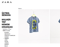 Zara Boy - Tshirt California